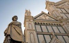 Florence Italy Sights-Santa Croce