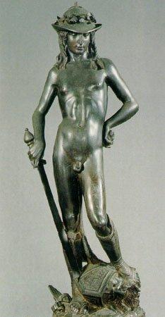 Bargello-Donatello's David