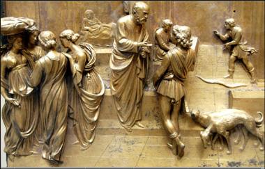 Duomo Museum-Baptistery Doors
