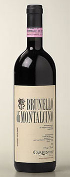 Florence Restaurants-Brunello di Montalcino