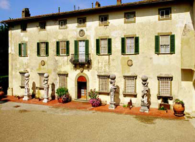 Cooking Classes in Florence- Tenuta di Capenzzana