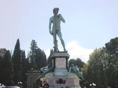 Piazzale Michelangelo-David