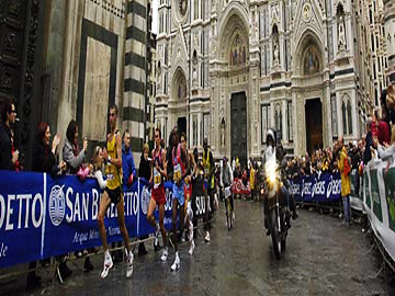 The Florentine- Florence Marathon