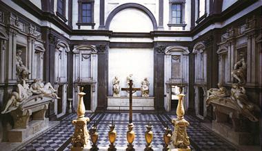 Medici Chapel-Crypt