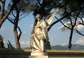 San Miniato-Statue