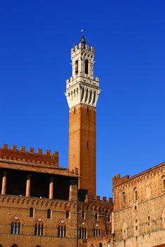 Florence Day Trips-Siena Tower