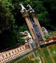 Boboli Gardens-Capricorn Gate