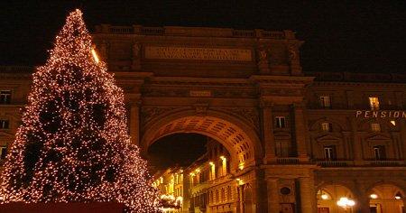 The Florentine- Piazza Republica
