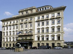 Florence Italy Hotels -Excelsior