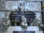 Florence Italy Travel- Michelangelo's Tomb