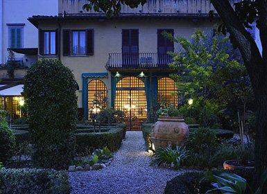 Florence Italy Hotels - Monna Lisa Hotel
