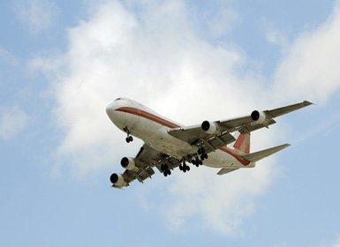 Flights in Italy - Plane