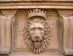 Boboli Gardens-Stone Lion