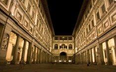 Florence Museums-Uffizi Museum
